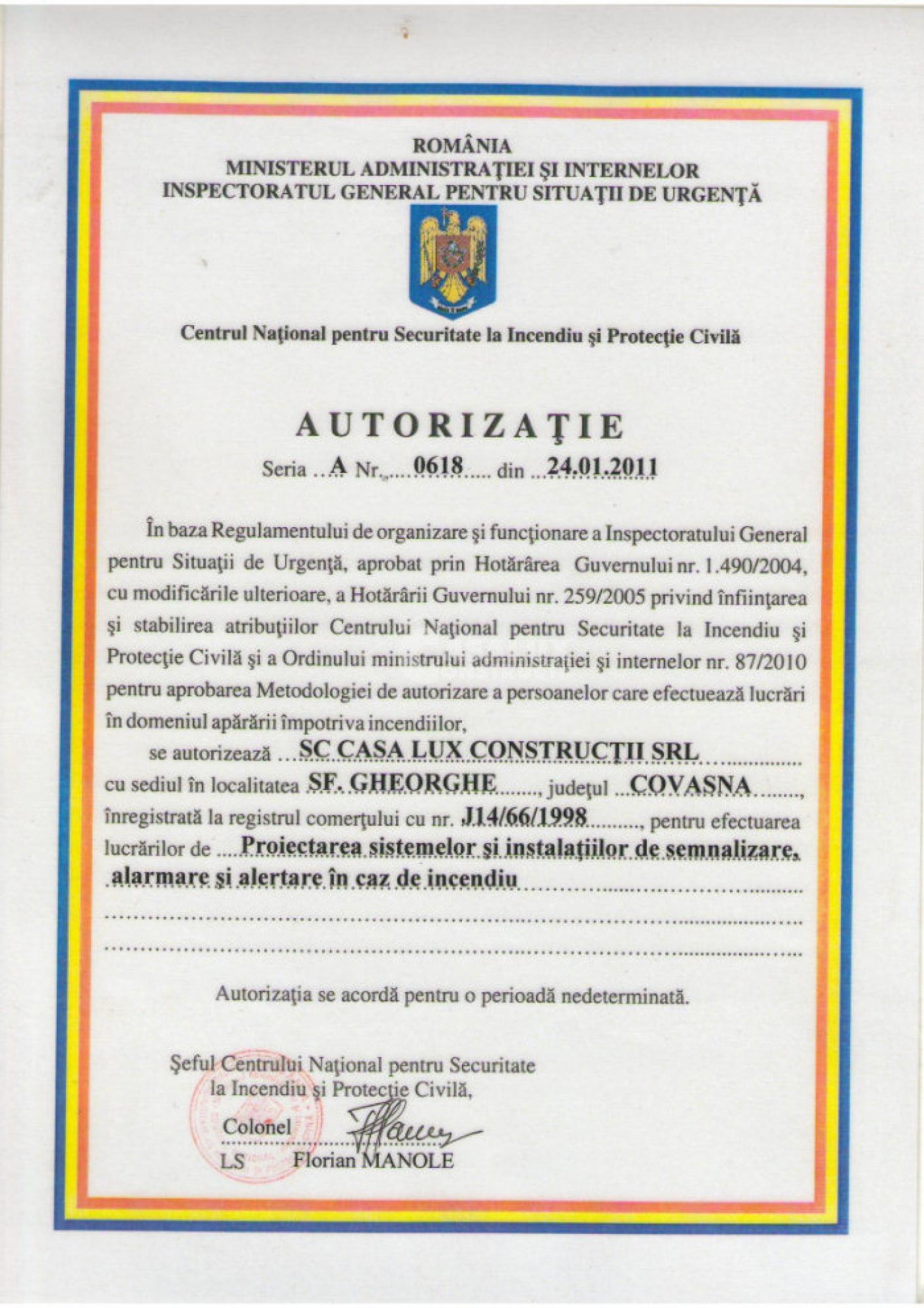 Autorizări 2