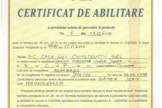 Autorizări 6